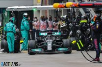Hamilton's radio frustration was to be expected – Mercedes