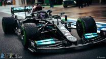 Radio transcript: How Hamilton's plan to delay his pit stop backfired