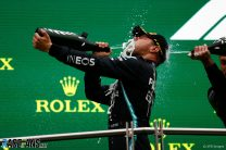 Bottas wins damp Turkish GP as Verstappen retakes championship lead