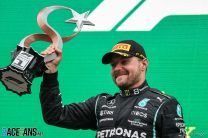 Bottas becomes 35th Formula 1 driver to reach 10 race wins