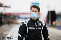 Medical Car driver van der Merwe likely to miss further races due to Covid-19 rules