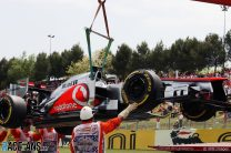 Motor Racing – Formula One World Championship – Spanish Grand Prix – Qualifying Day – Barcelona, Spain
