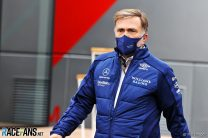 F1's growing calendar a key obstacle to Williams' 'carbon positive' goal – Capito