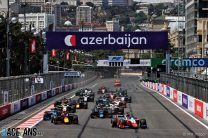 Motor Racing – FIA Formula 2 Championship – Saturday – Baku, Azerbaijan
