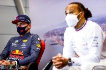 Verstappen replaces Hamilton as F1 fans' favourite driver
