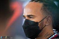 """Hamilton pleased by F1's """"huge"""" progress in America, but eager for return to Africa"""