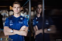 American racer Logan Sargeant joins Williams driver academy