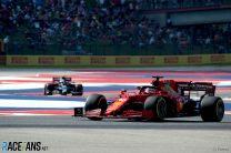 COTA's bumps have got significantly worse since last race – Ferrari