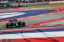 Sebastian Vettel, Aston Martin, Circuit of the Americas, 2021