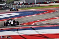 Nikita Mazepin, Haas, Circuit of the Americas, 2021
