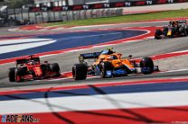 Charles Leclerc, Ferrari, Circuit of the Americas, 2021