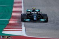 Valtteri Bottas, Mercedes, Circuit of the Americas, 2021