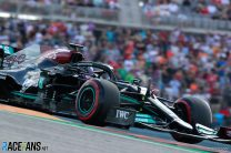 Lewis Hamilton, Mercedes, Circuit of the Americas, 2021
