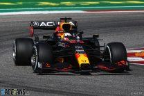 2021 United States Grand Prix race result