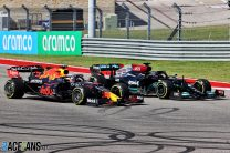 Verstappen out-runs Hamilton in nail-biting finish to United States GP