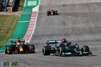 """Verstappen wasn't sure Red Bull's """"aggressive"""" strategy would pay off for win"""